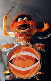 animal muppet drums. Wonderful Animal Animal Muppet By Master Replicas With Custom Drums Fill Your  Autoresponder Everytime The  For Drums H