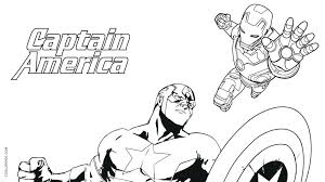Captain America The Winter Soldier Coloring Pages F5104 Compromise