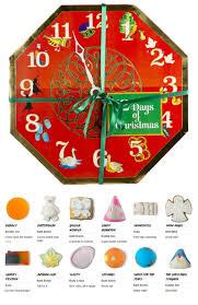 Calendar Countdown Days Lush 12 Days Advent Calendar Calendar Countdown Hannah Marie