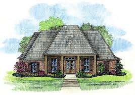 hammond louisiana house plans country french home house