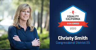 Equality California Endorses Christy Smith for Congress in CA-25