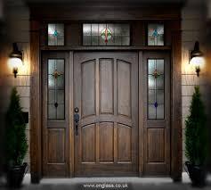 elegant front doors. Elegant Front Door With Stained Glass. Doors .