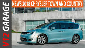 2018 chrysler town and country van. delighful 2018 2018 chrysler town and country minivan price release date inside chrysler town country van