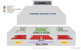 Indigo At The O2 Greenwich Tickets Schedule Seating