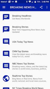 Top Breaking News Headlines Now for ...