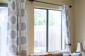 Diy No Sew Curtains Diy No Sew Blackout Curtain Liners Seagrain Design
