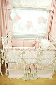 shabby chic crib bedding pine creek bedding pink crib chic shabby chic baby bedding sets