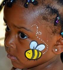 Easy Halloween Face Painting Designs Pin By Meagan Plaiss On Easy Actually Easy Face Paint
