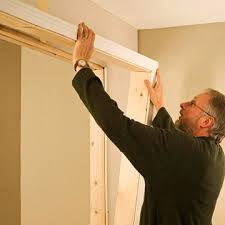 How to frame a closet Closet Door Step Framing For Closet Doors