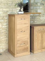 picture mobel oak. Baumhaus Mobel Oak Filing Cabinet - 3 Drawer Picture