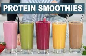 5 protein shakes for muscle building
