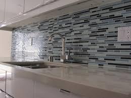 best glass tile kitchen backsplash