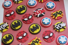 57 Best Fondant Superhero Images Fondant Cakes Birthday Cake