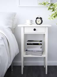 Hemnes Nachtkastje Ikea Ikeanl Slaapkamer Wit Inspiratie