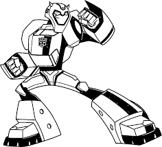 Small Picture Transformers Coloring Pages Wecoloringpage