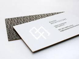 Brand Architecture Inc Business Card Branding Corporate Identity