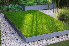 dogs bathroom grass. outdoor dog toilet area. fantastic idea for owners who live in garden homes. dogs bathroom grass