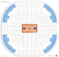 Littlejohn Coliseum Clemson Seating Guide Rateyourseats Com