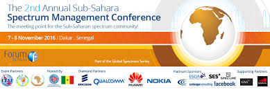 Conference Agenda Delectable The 48nd Annual Sub Sahara Spectrum Management Conference
