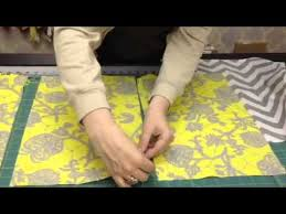How To Make An Envelope Style Pillow Cover