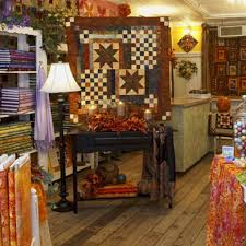 Nestled in a historic district in Hannibal, Missouri, Hickory ... & Nestled in a historic district in Hannibal, Missouri, Hickory Stick Quilt  Shop and owner Adamdwight.com