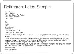 Best Solutions Of Teacher Retirement Letter Epic Resignation Letter