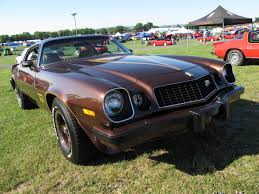 Terry Yiengst's Show Stopping, Stock 1977 Z28 Camaro