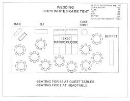 seating chart templates doc free premium table plan template rectangular example word wedding