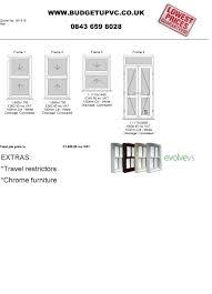 Buy Double Doors Buy Upvc Windows And Doors Online Budget Upvc Give You Help And