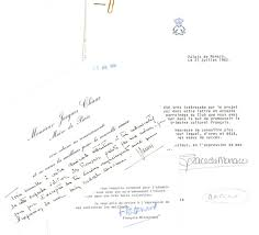 lettres mcrits autographes
