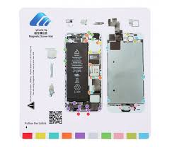 Iphone Screw Chart Iphone 5c Magnetic Screw Mat
