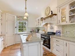 elegant french style kitchen
