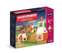 <b>Конструктор Magformers Build</b> Up Set Магнитный 50 элементов ...