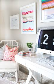 home office white office. hereu0027s the home office everyone is freaking out about on instagram white k