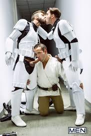 Men Star Wars Part 4 JO ManZone