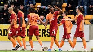 Galatasaray 4 golle play-off'a kaldı - Son Dakika Haberleri