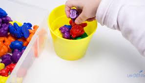 Rainbow Bear Dice Game For Preschoolers Life Over Cs