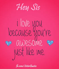 I Am Awesome Like You S For Sister Not Soul Sister