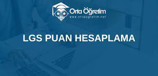LGS Puan Hesaplama 2021 - Ortaöğretim.net