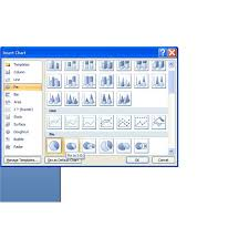 How To Make A Pie Chart In Microsoft Word 2010 How To Insert A Pie Chart Directly Into Word 2007