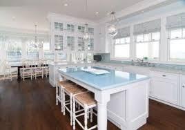 A Modern Coastal Kitchen Remodel On A Budget  DIYCoastal Kitchen Images