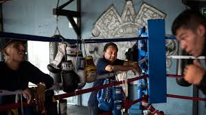 boxing provides glimmer of hope to youths of tepito and mexico city s other grim but brave barrios