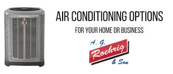 air conditioning options. air conditioning options for your home or business