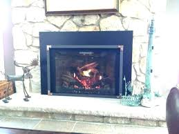 fireplace glass door replacement inspirational gas fireplace glass doors or gas fireplace glass doors replacement cleaning