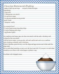 Recipe Template Word Full Page Recipe Templates Google Search Printable