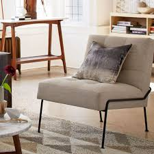 slipper chair slipcover west elm best home chair decoration