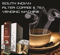 Best Coffee Vending Machines In India Custom South Indian Filter Coffee Vending Machines At Rs 48 Piece