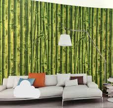 Bamboo Wall Design Images Bamboo Nature Wall Design Wallpaper