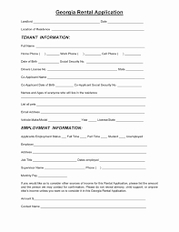 Free Tenant Application Form Template Uk Pin By Resume Stock