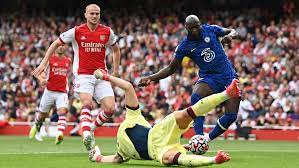 Arsenal vs. Chelsea score: Romelu ...